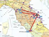 (ANSA) - MACERATA, 12 DIC -GdF Macerata scopre maxi frode fiscale nel Centro Italia, sette indagati.  +++ NO SALES, EDITORIAL USE ONLY +++