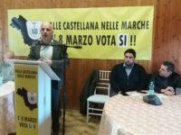 Valle Castellana verso le Marche, il voto si avvicina