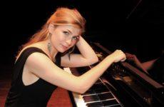 La pianista Cordelia Williams in concerto a San Ginesio