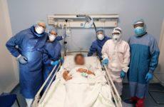 Italia, per la prima volta calano i ricoveri in terapia intensiva