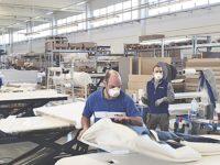 Noctis avvia produzione camici sanitari e mascherine, 10 mila al giorno