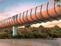 Ponte ciclabile alla foce del Tronto, verso il progetto esecutivo