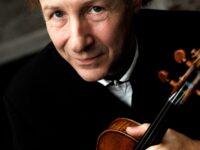 Fano, il violinista Ilya Grubert ospite web del Teatro della Fortuna
