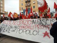 Precariato e sfruttamento ad Ancona : sit-in di Potere al Popolo all'Ispettorato