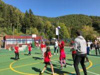 Arquata, aperto nuovo campo sportivo polivalente