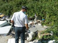 Due discariche rifiuti scoperte da Guardia di Finanza Ancona
