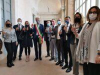 Macerata, Parcaroli (Lega) presenta la giunta con nove assessori