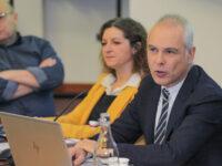 Vivaservizi Bilancio Sostenibilità 2018 -Intervento Moreno Clemente Direttore Generale-