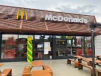 Apre nuovo McDonald's a Tolentino