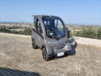 Un veicolo elettrico ed ecologico per la mobilità urbana