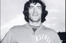 Addio a Renato Campanini, mitico bomber dell'Ascoli '70