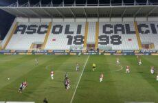 Vittoria del cuore dell'Ascoli contro la Reggina, 2-1