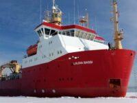 I cambiamenti climatici e il mistero delle acque del Polo Sud