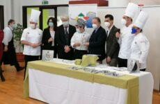 Federico Corazza miglior allievo cuoco delle Marche