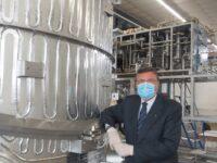 Angelantoni brevetta nuovo gas refrigerante a -70 gradi