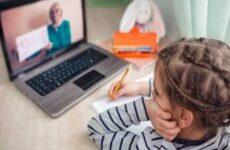 La Dad e il covid : un terzo delle famiglie non può sostenere i propri figli