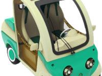 Amalfi compra la minicar Elettracity per i turisti