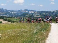 Nuovi itinerari cicloturistici tra la Flaminia e il fiume Cesano