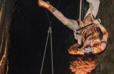"""Festival dell'Appennino, in scena la prima acrobatica di """"Elementi"""""""