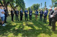 Nuova vita per il parco di Villa Salvati a Pianello Vallesina
