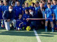 Ascoli, inaugurato nuovo parco sportivo a Monticelli
