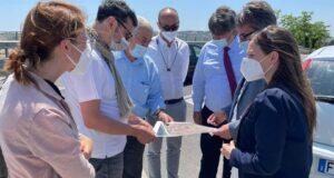 Nuovo casello autostradale a Potenza Picena