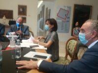 """Ministro Carfagna : """"Zona economica speciale per le Marche"""""""