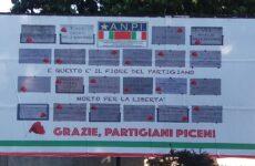 Ascoli liberata il 18 giugno '44 : Anpi e partiti celebrano la ricorrenza
