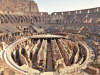 Gruppo Tod's restaura gli ipogei del Colosseo