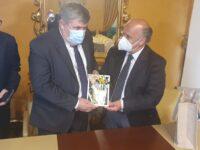 Esportare in Moldova : l'ambasciatore visita le Marche