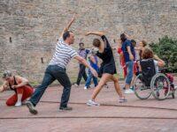 Tra danza teatro e ambiente : al via il Pergola Alter Art