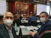 "Patassini (Lega) : ""Ok a 33 milioni credito imposta per imprese del sisma"""