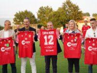 Calcio, l'Ancona-Matelica pronto per la nuova stagione