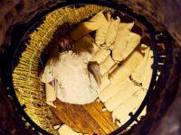 Pesaro, torna il rito della sfossatura del formaggio