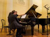 16th September 2018 Ascoli Piceno (AP) - Auditorium E. Neroni, Marche - Italy. | Felix Mendelssohn: crescendo al pianoforte - Ascoli Piceno Festival, Crescendo |Credit: Andrea Vagnoni