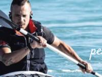 Italia – Croazia in kayak, la sfida di Alessandro per la fibrosi cistica