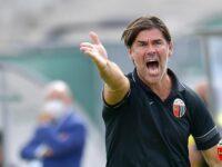 Prima sconfitta dell'Ascoli in serie B : 0-2 con il Benevento