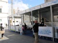 Ascoli, in piazza screening gratuito della vista
