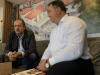Pesaro e Novi Sad Sarajevo rafforzano i legami di amicizia