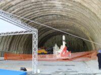 La nuova Salaria : riapre il cantiere della galleria tra Arquata ed Acquasanta