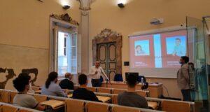 A Pesaro il corso di Sistemi dell'Informazione : saluto del sindaco