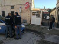 A Jesi bomba incendiaria davanti la sede Cgil